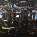 Pink Pool, 2011 \ Oil on canvas, 150 x 170 cm